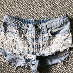 Carmar Cutoff Shorts